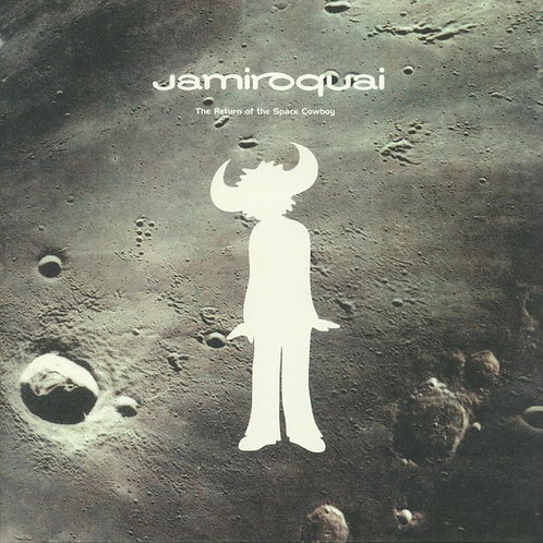 Jamiroquai ‎– The Return Of The Space Cowboy
