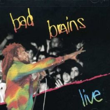 Bad Brains - Live (LP)