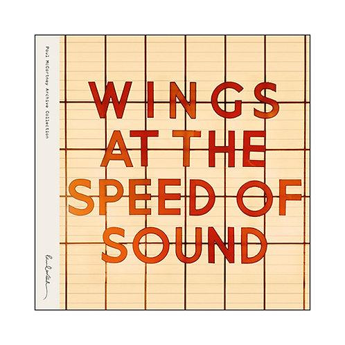 Paul McCartney & Wings - At The Speed Of Sound (180 Gram Vinyl)