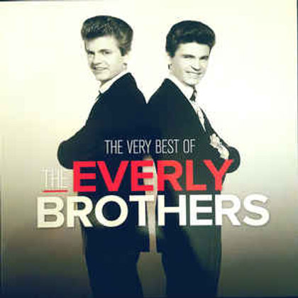 Everly Brothers ‎– The Very Best Of The Everly Brothers (LP)