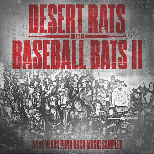 Desert Rats With Baseball Bats 2 (LP)
