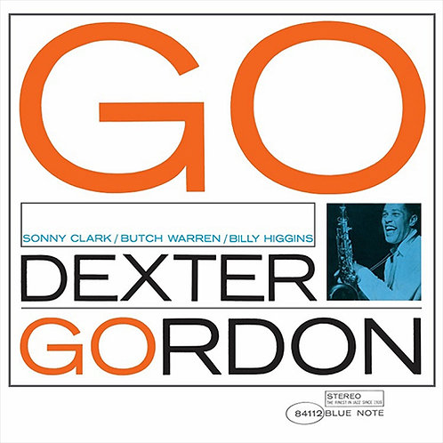 Dexter Gordon - Go (LP)