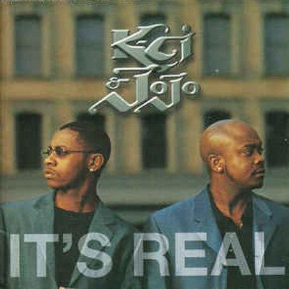K-Ci & JoJo–It's Real(CD)