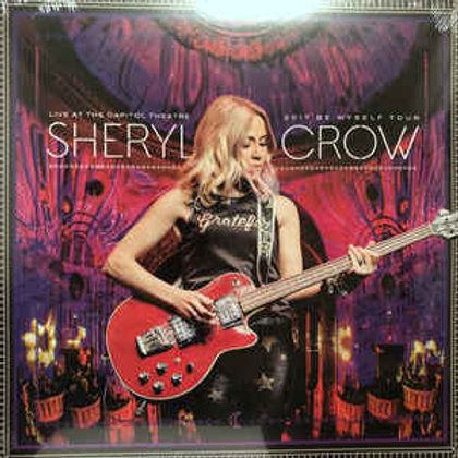 Live At The Capitol Theatre - 2017 Be Myself Tour-Sheryl Crow (LP)