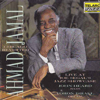 Ahmad Jamal ‎– Chicago Revisited / Live At Joe Segal's Jazz Showcase CD