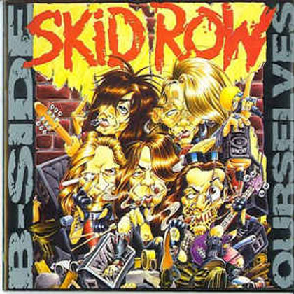 Skid Row - B-side Ourselves (Rocktober 2017 Exclusive) (Limited Edition Grey Vin