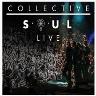 Collective Soul - Live (LP)