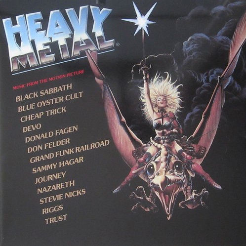 Heavy Metal (Music From The Original Motion Picture) (LP)