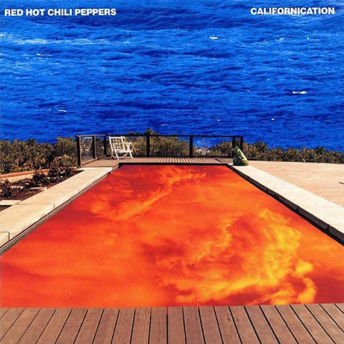 Red Hot Chili Peppers 2lp - Californication