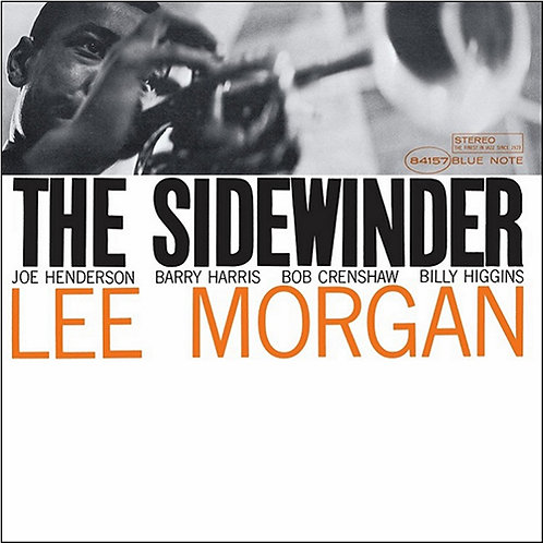 Lee Morgan - The Sidewinder: 75th Anniversary (LP)