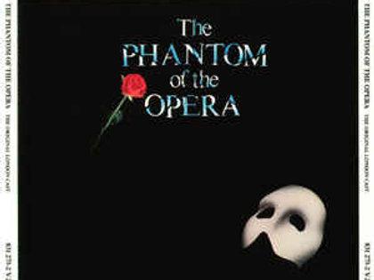 Andrew Lloyd Webber–The Phantom Of The Opera(CD)