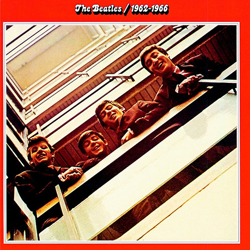The Beatles - 1962-1966 (Red) (LP)