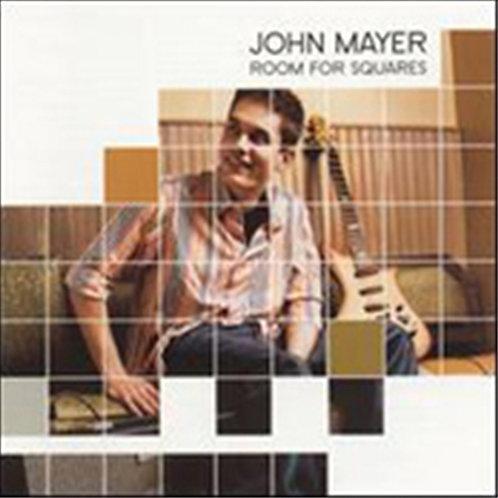 John Mayer -Room For Squares (LP