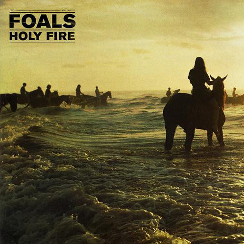 Foals ‎– Holy Fire