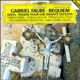 Faure: Requiem (1987)(CD)