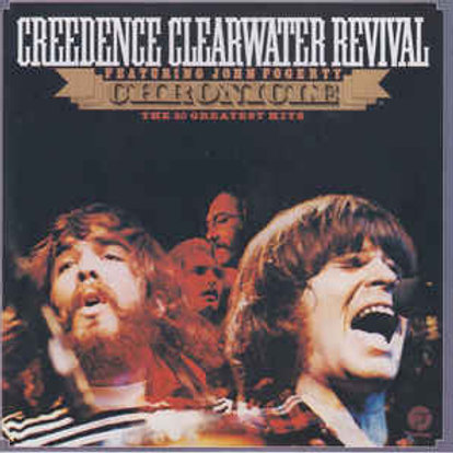 Creedence Clearwater Revival ‎– Chronicle: The 20 Greatest Hits CD