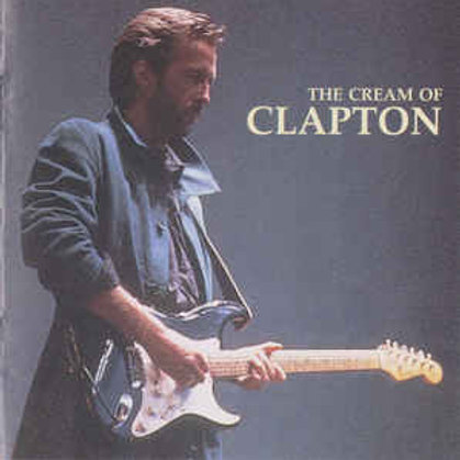 Eric Clapton ‎– The Cream Of Eric Clapton CD