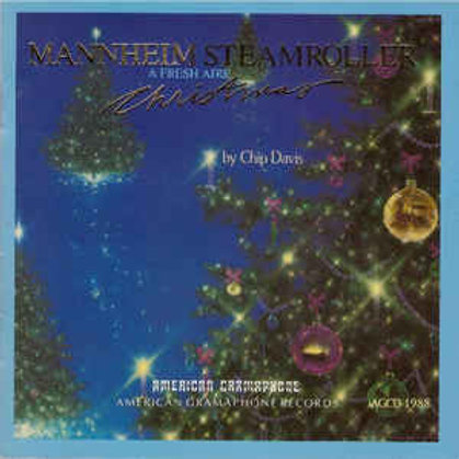 Mannheim Steamroller ‎– A Fresh Aire Christmas (CD)