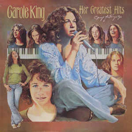 Carole King- Her Greatest Hits (180 Gram) (LP)