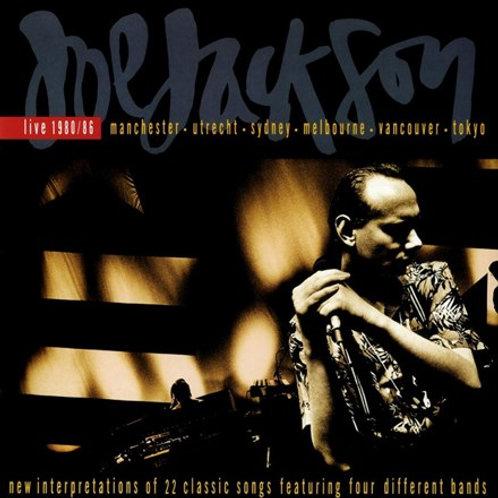 Joe Jackson - Live 1980 / 1986