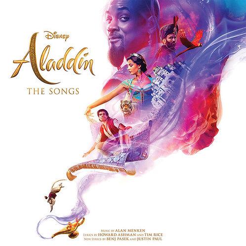 Various – Disney's Aladdin The Songs