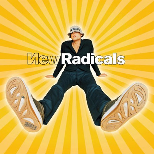 New Radicals - Maybe You've Been Brainwashed Too (2PC) (L.P.)
