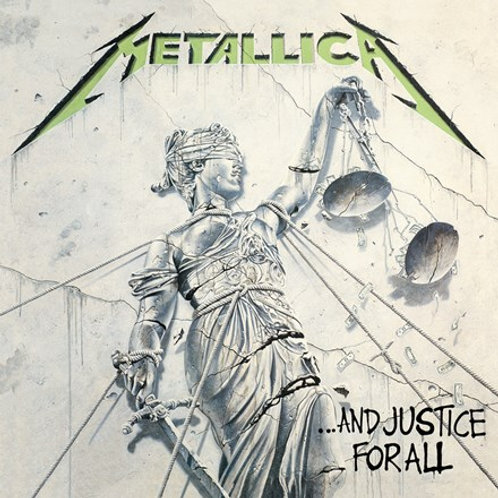 Metallica - ...And Justice For All:2018 (LP)