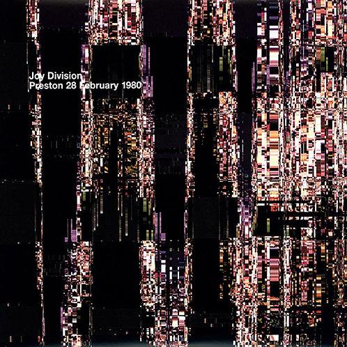 Joy Division - Live in PRESTON 28 FEBRUARY 1980