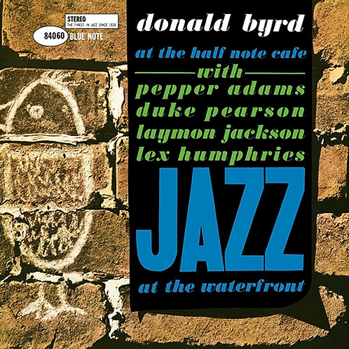 Donald Byrd - At The Half Note Cafe Vol. 1 (LP)