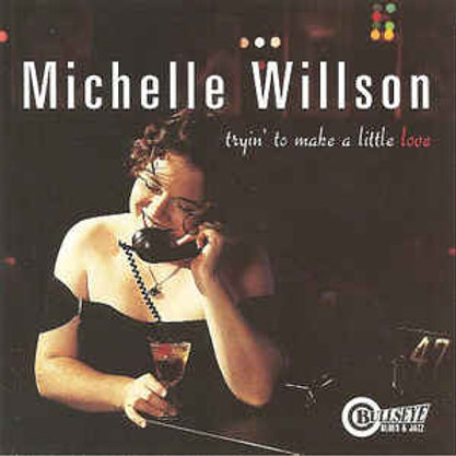 Michelle Willson ‎– Tryin' To Make A Little Love CD
