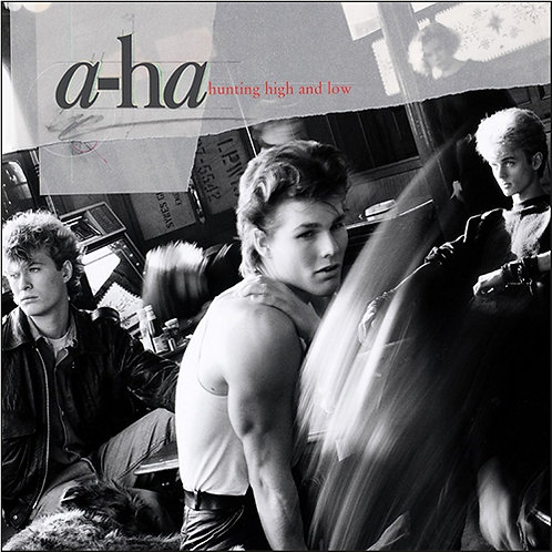 A-ha - Hunting high and low (Back to the 80's exclusive,colored vinyl)