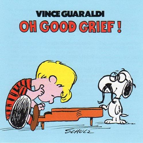 Vince Guaraldi - Oh, Good Grief! (LP)
