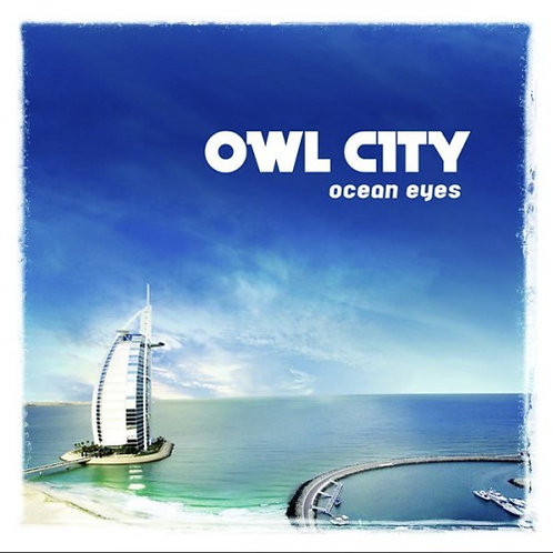 Owl City ‎– Ocean Eyes (LP)