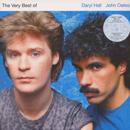 Daryl Hall John Oates* – The Very Best Of (2 LP)