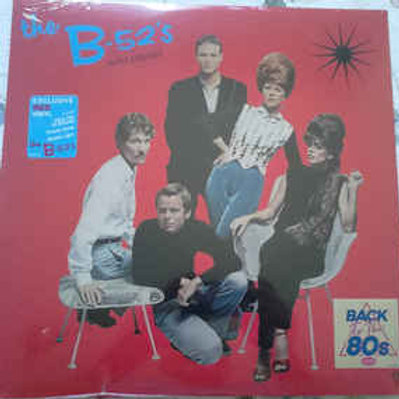 The B-52's - Wild Planet (Back to the 80's Exclusive) (Red Vinyl, Indie Exclusiv