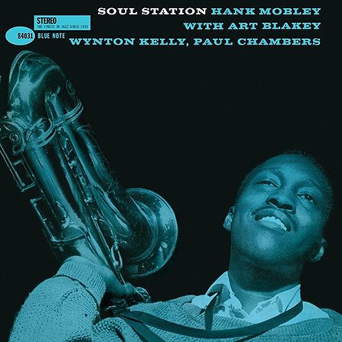 Hank Mobley - Soul Station (LP)