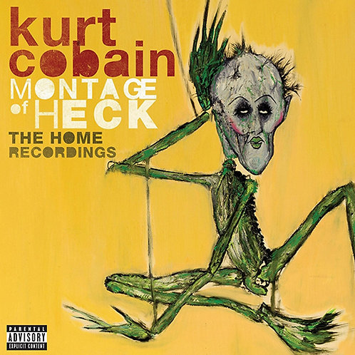 Cobain, Kurt - Montage of Heck [Explicit Content]..(Deluxe Edition, 2PC) (L.P.)