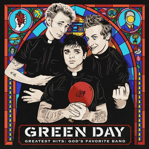 Green Day - Greatest Hits: God's Favorite Band (LP)