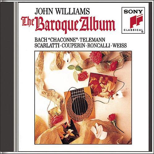 John Williams (7)–The Baroque Album(CD)