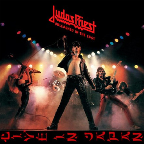 Judas Priest - Unleashed in the East: Live In Japan (LP)