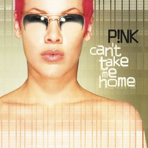 Pink - Can't Take Me Home (Limited Edition 150 Gram Gold Vinyl, Download Insert,