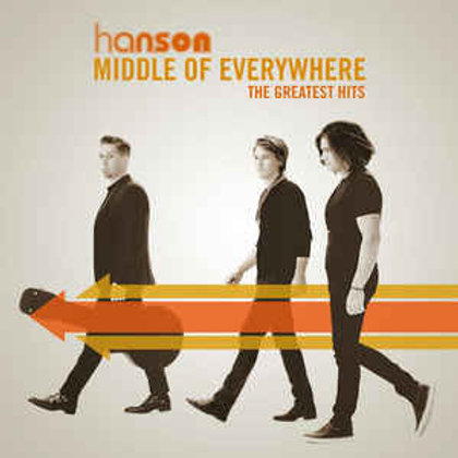 Hanson ‎– Middle Of Everywhere: The Greatest Hits (LP)