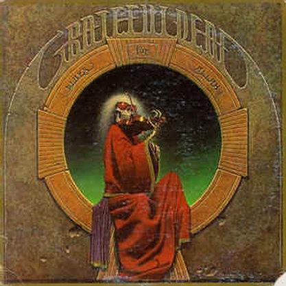 The Grateful Dead – Blues For Allah (LP)