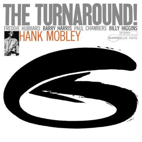 Hank Mobley - The Turnaround: 75th Anniversary (LP)