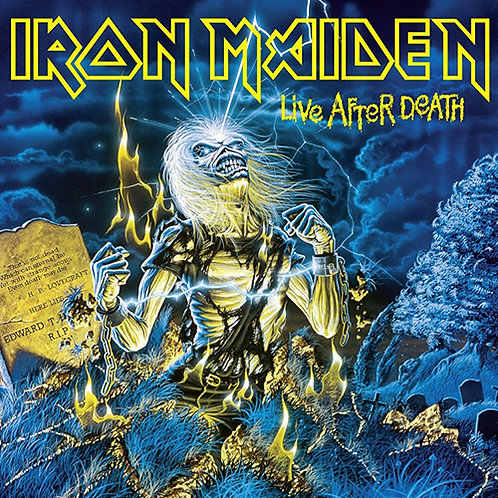 Iron Maiden - Live After Death (2 LP)