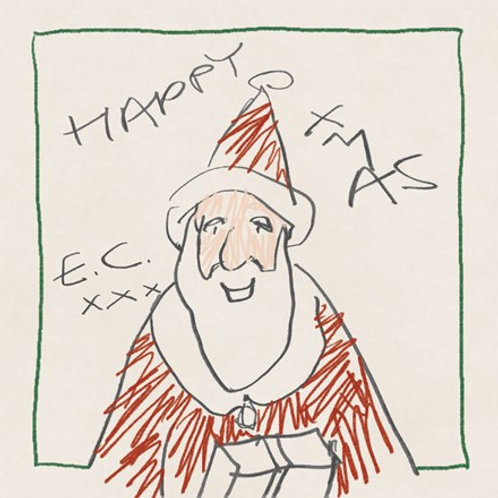 Eric Clapton - Happy Xmas (LP)