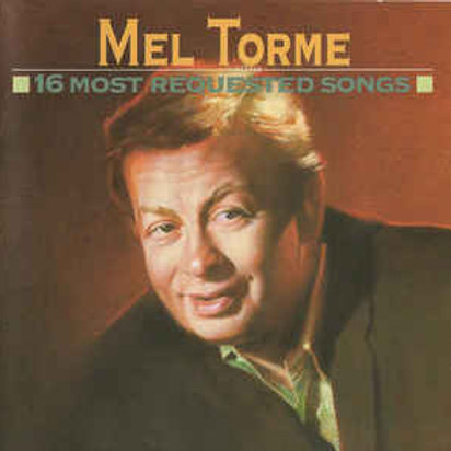 Mel Tormé – 16 Most Requested Songs CD