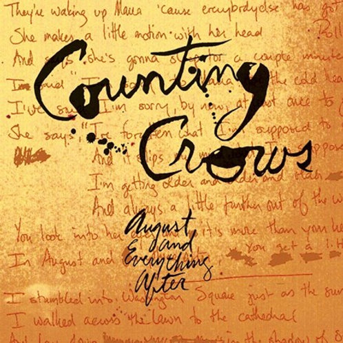 Counting Crows - August and Everything After (LP)