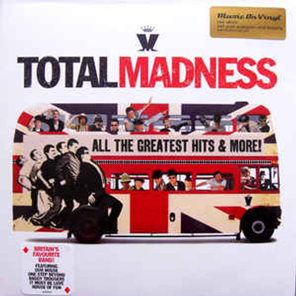 Madness - Total Madness (180 gram vinyl, 2PC LP)