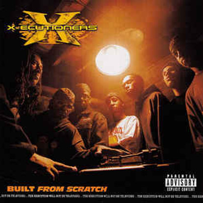 X-ecutioners* ‎– Built From Scratch (CD)